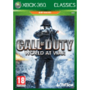 Call of Duty: World at War XBOX360