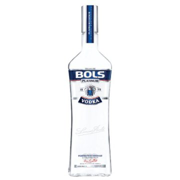 Bols Platinum vodka