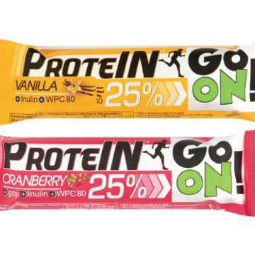 Protein Go On! szelet
