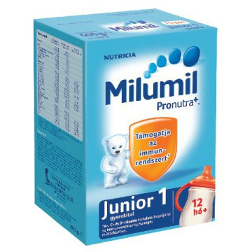 Milumil junior gyerekital