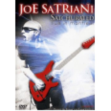 Satchurated - Live in Montreal DVD