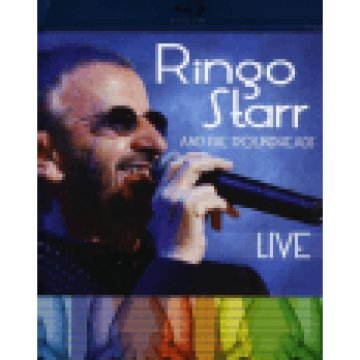 Ringo Starr And The Roundheads - Live Blu-ray