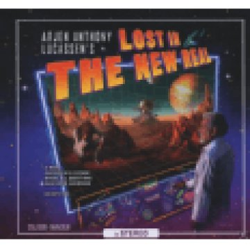 Lost in The New Real (Limited Edition) CD
