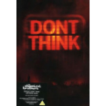 Don't Think - Live In Japan DVD+CD
