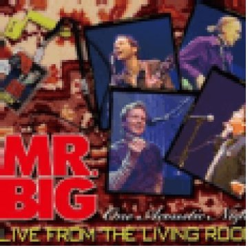 Live from the Living Room CD