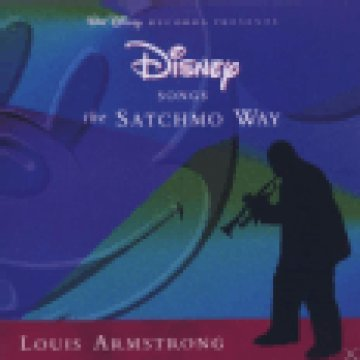 Disney Songs The Satchmo Way CD