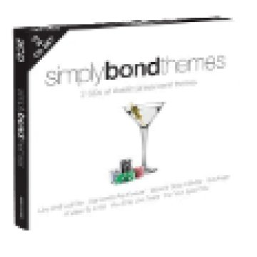 Simply Bond Themes CD