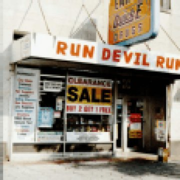 Run Devil Run CD
