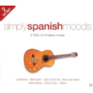 Simply Spanish Moods CD