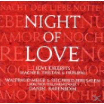 Night of Love CD