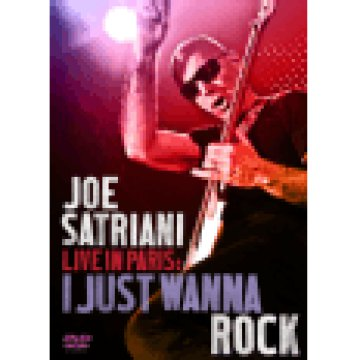 Live In Paris - I Just Wanna Rock 2008 DVD