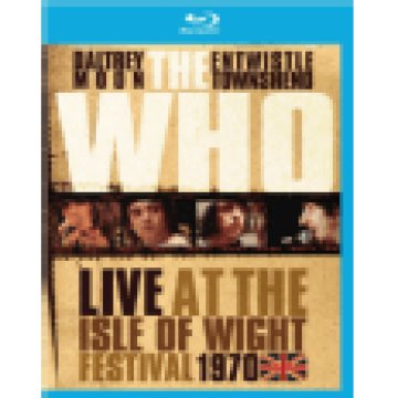 Live at the Isle of Wight Festival 1970 Blu-ray