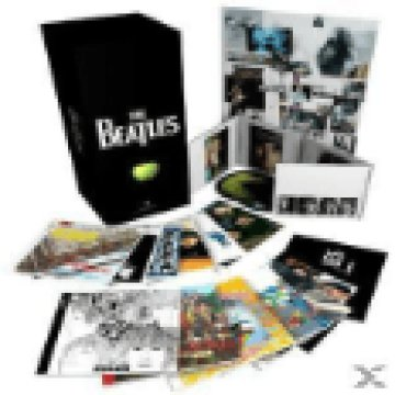 The Beatles - Stereo Box Set CD+DVD