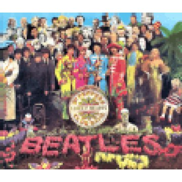 Sgt.Pepper's Lonely Hearts Club Band CD
