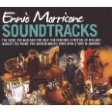 Ennio Morricone Soundtracks CD