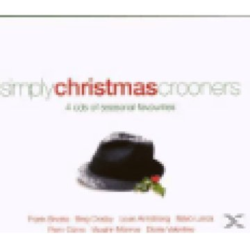 Simply Christmas Crooners CD