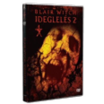 Blair Witch - Ideglelés 2. DVD