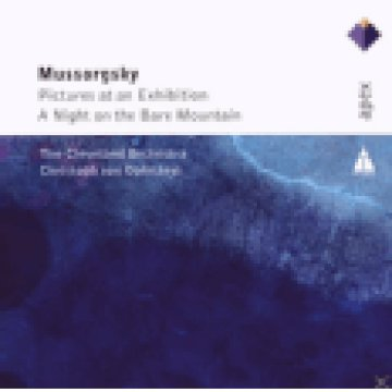 Pictures at Exhibition - A Night on Bare Mountain CD