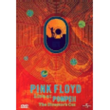 Live at Pompeji 1972 (Director's Cut) DVD