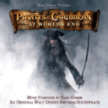 Pirates Of The Caribbean - At World's End (A Karib-tenger kalózai - A világ végén) CD