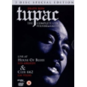 The Complete Live Performances DVD