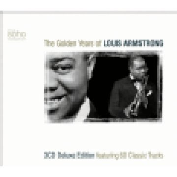 The Golden Years Of Louis Armstrong (Deluxe Edition) CD