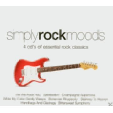 Simply Rock Moods CD
