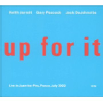 Up for It - Live in Juan-Les-Pins CD