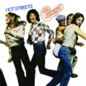 Hot Streets (Expanded & Remastered) CD