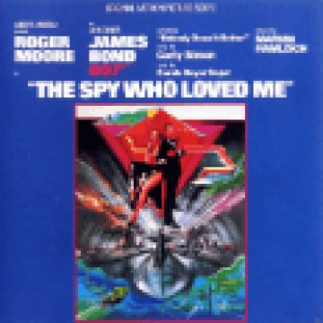 The Spy Who Loved Me (Original Motion Picture Score) (A kém, aki szeretett engem) CD