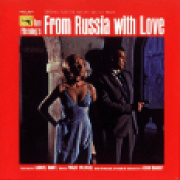 From Russia with Love (Original Motion Picture Soundtrack) (Oroszországból szeretettel) CD