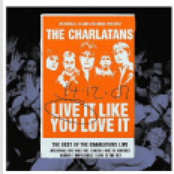 Live It Like You Love It CD