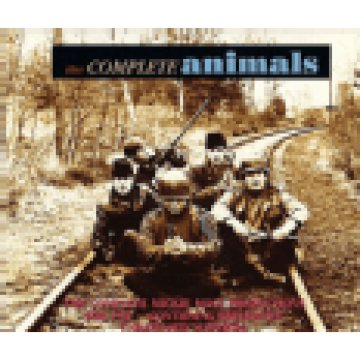 The Complete Animals CD+DVD