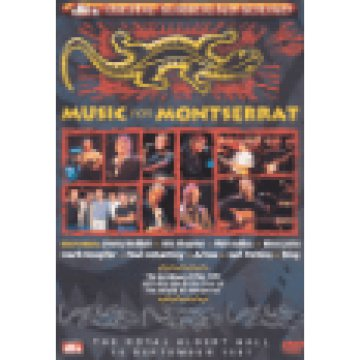 Music for Montserrat - Live At The Royal Albert Hall 1997 DVD