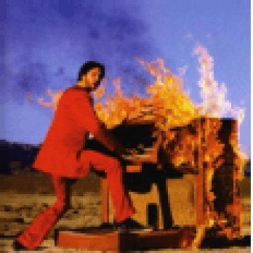 Burning Organ CD