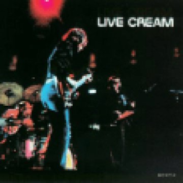 Live Cream Volume I. CD