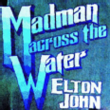 Madman Across The Water CD