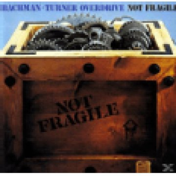 Not Fragile CD