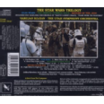The Star Wars Trilogy (1989) (Csillagok Háborúja Trilógia) CD