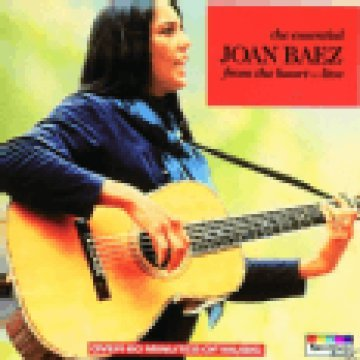 The Essential Joan Baez Live - The Electric Tracks CD