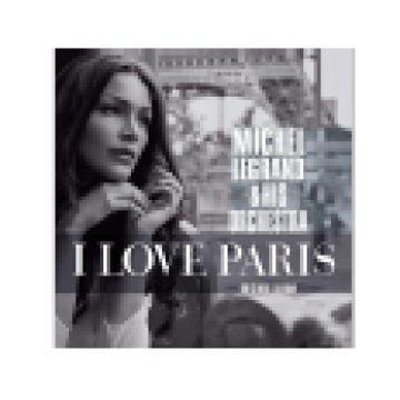 I Love Paris (CD)