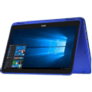 "Inspiron 3179-228738 kék 2in1 eszköz (11,6"" touch/Core M3/4GB/128GB/Windows 10)"