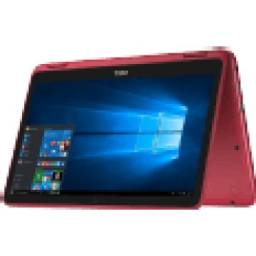 "Inspiron 3179-228890 piros 2in1 eszköz (11,6"" touch/Core M3/4GB/128GB/Windows 10)"