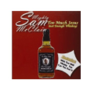 Too Much Jesus (Not Enough Whiskey) CD