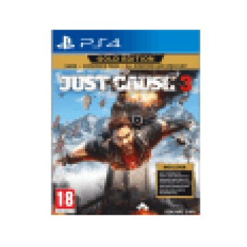 Just Cause 3 - Gold Edition (PlayStation 4)