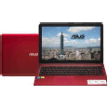 "X540LJ-XX571D piros notebook (15,6""/Core i3/4GB/500GB/920 2GB/DOS)"