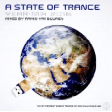 A State of Trance Yearmix 2016 (CD)