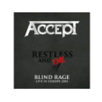 Restless and live (Digipak) (CD)