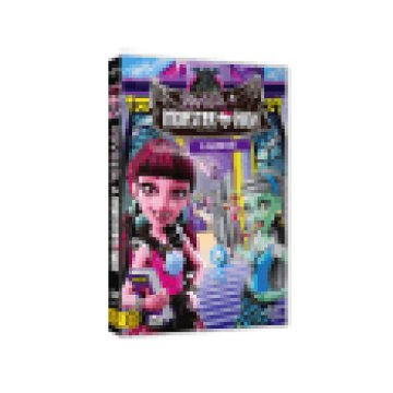 Üdvözöl a Monster High (DVD)