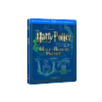 Harry Potter és a Félvér Herceg (Steelbook) Blu-ray